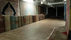 Large Antique Rugs PA
